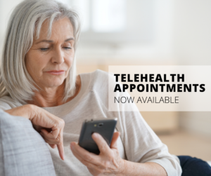 Now offering telehealth_Haslam Ortho